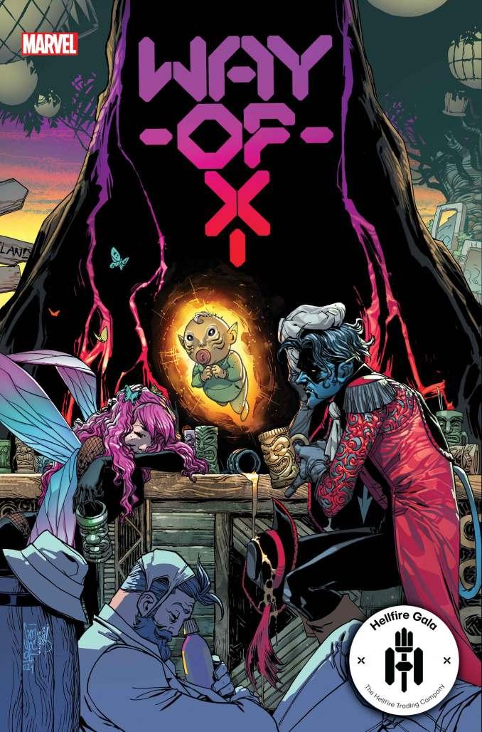 Juli asks X-men