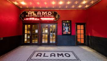Alamo Drafthouse's Ritz location in Austin, TX