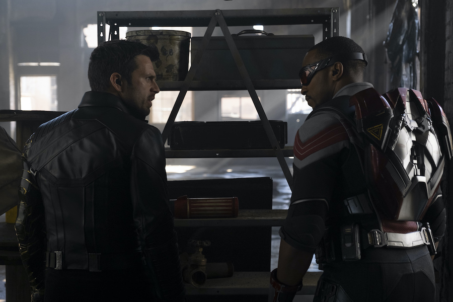 The MCU boys are back!