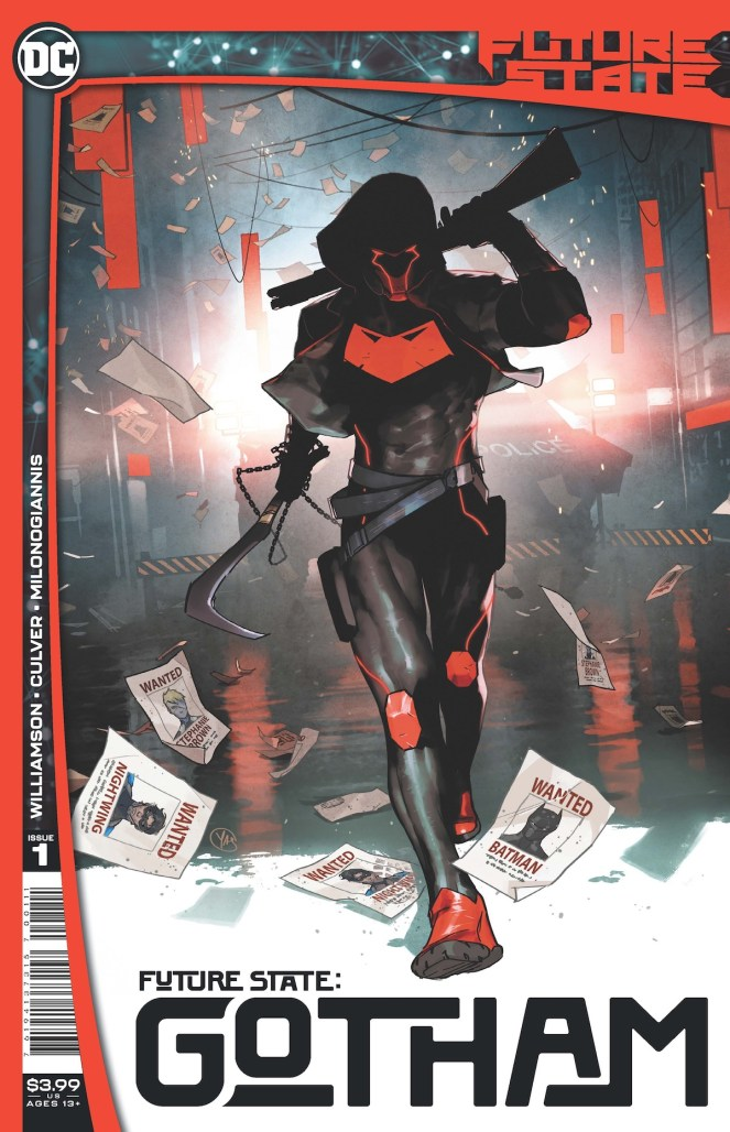 Future State Gotham #1 Cover