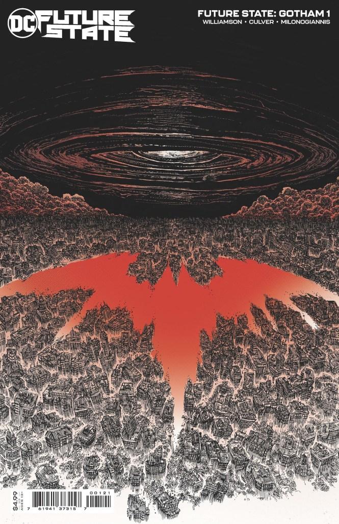Future State Gotham #1 Variant Cover