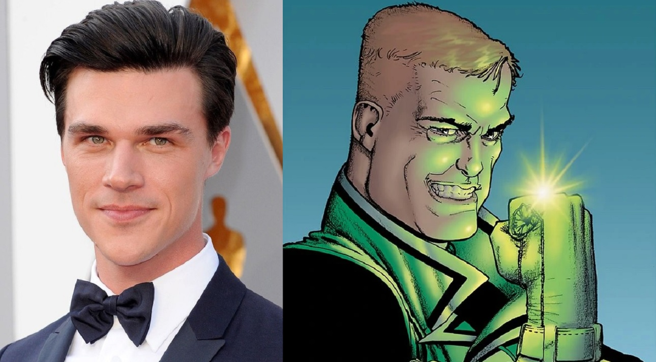 Finn Wittrock cast as Guy Gardner in HBO Max GREEN LANTERN series - The Beat