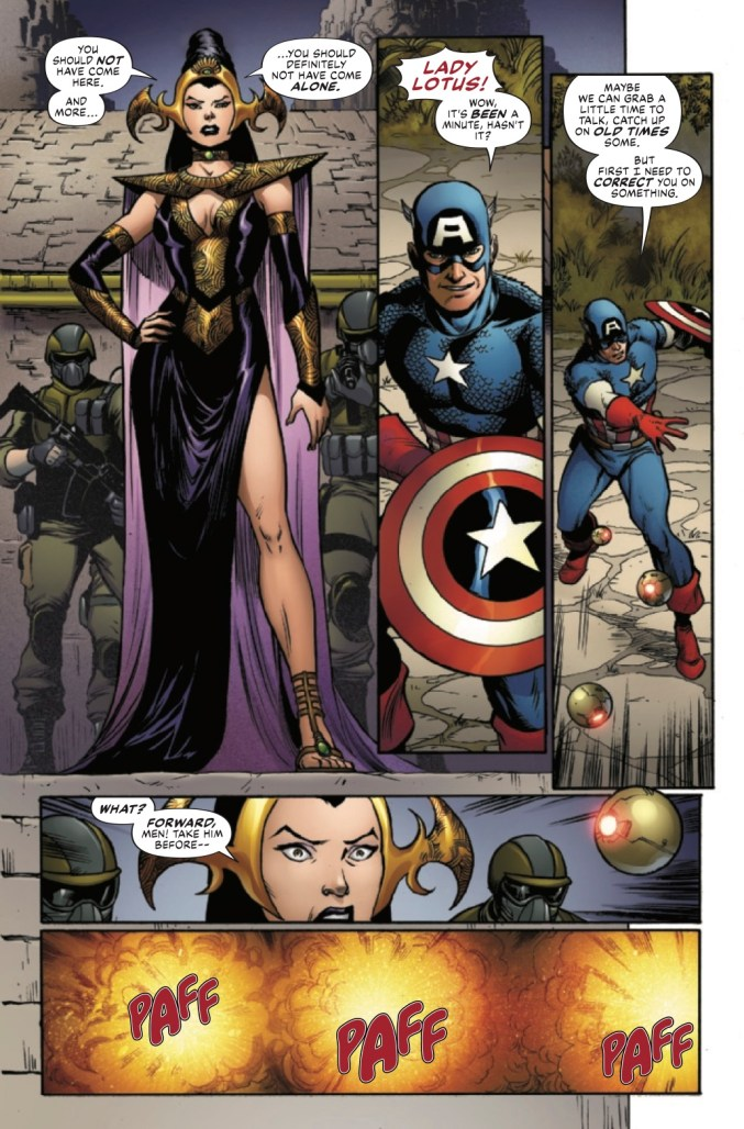 The Marvels #1 Page 2