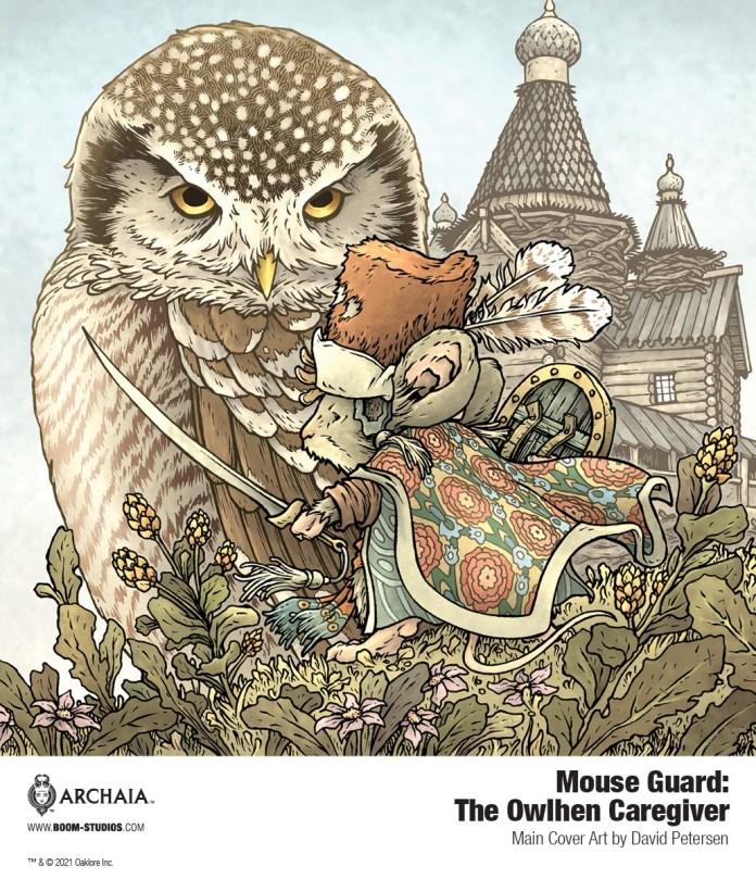 The Owlhen Caregiver