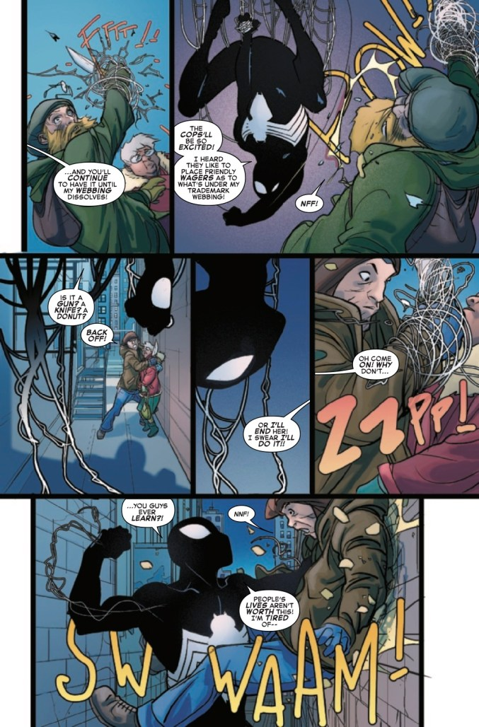 Spider-Man: Spider's Shadow #1 Page 4