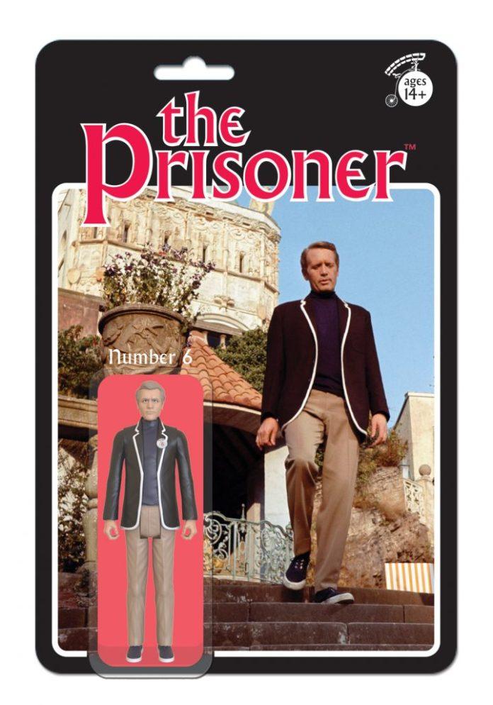 The Prisoner retro action figure