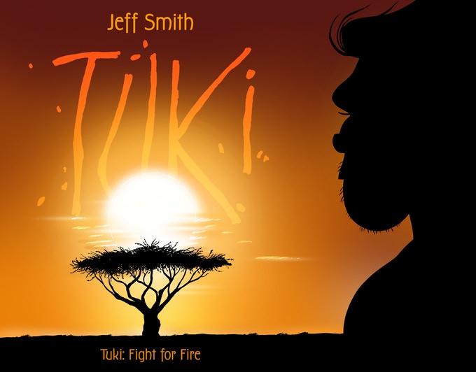 INTERVIEW: Jeff Smith talks bringing TUKI to Kickstarter