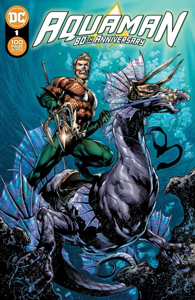 Aquaman 80th Anniversary