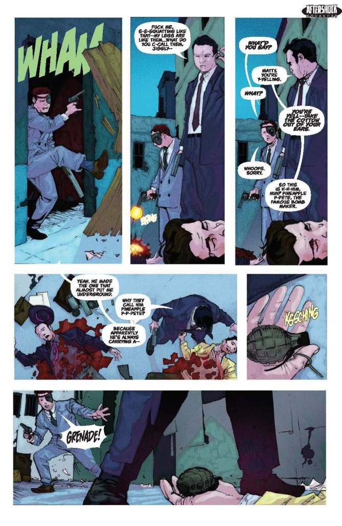 Shadow Doctor #4