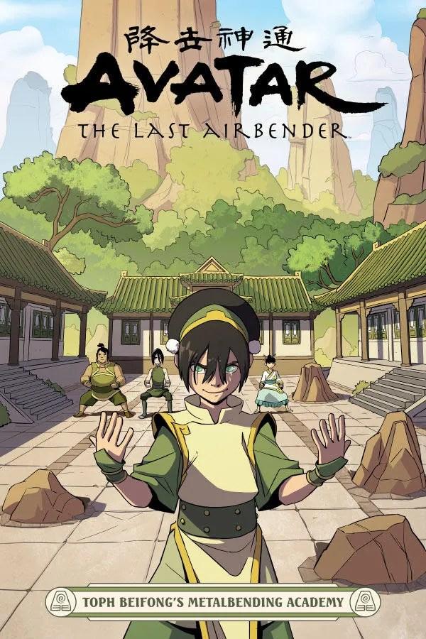 Avatar The Last Airbender Toph Beifong's Metalbending Academy