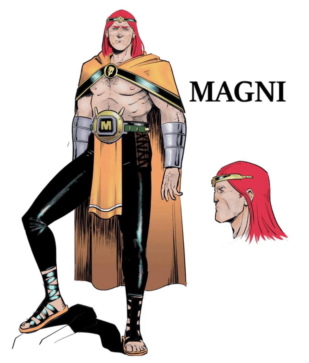 mango the mighty