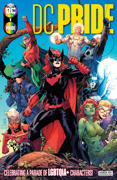 Cover to DC Pride #1