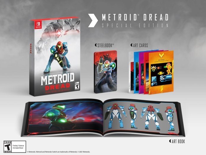 Nintendo E3 Metroid
