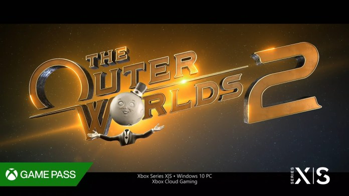 Xbox showcase Outer Worlds
