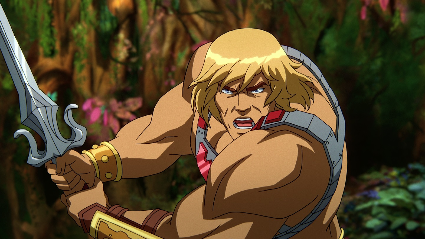 Masters of the Universe: Revelation trailer