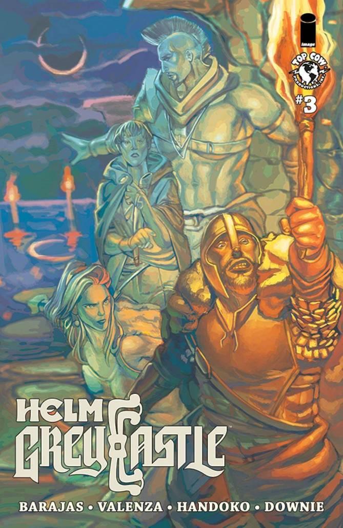 Helm Greycastle #3 Cover B