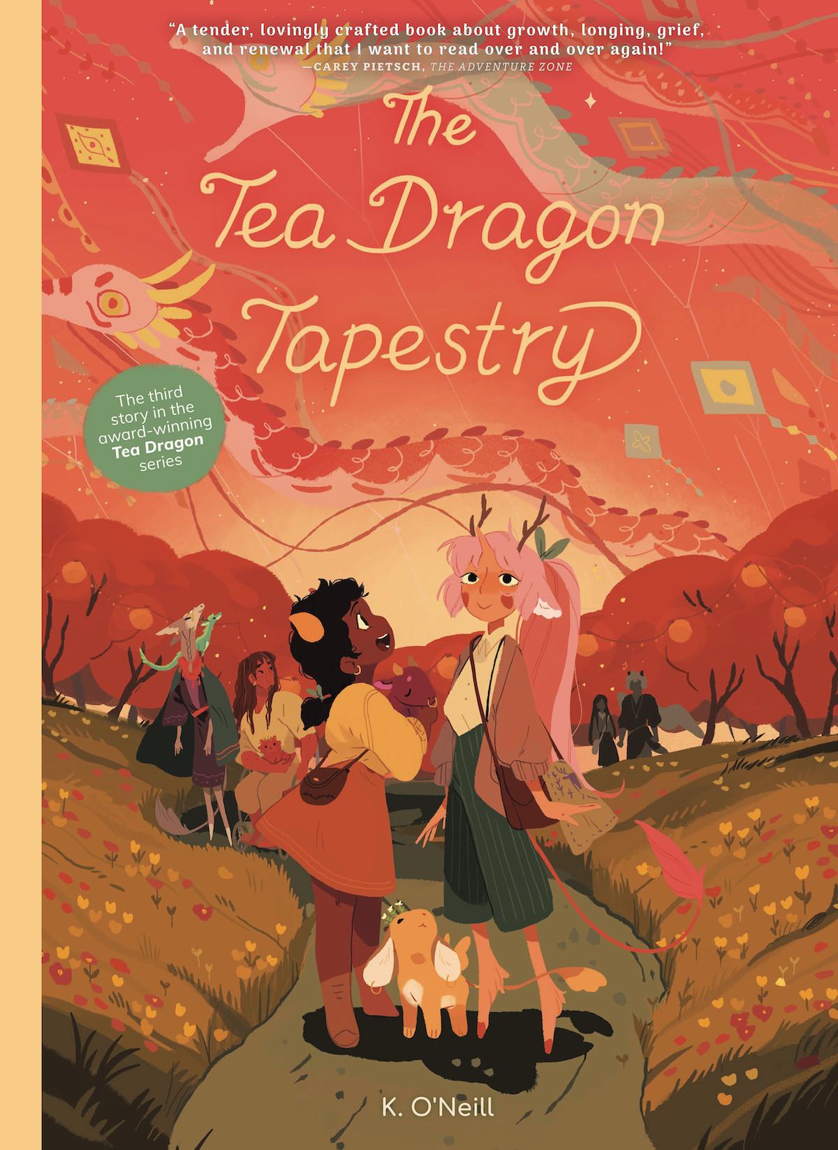 The Tea Dragon Tapestry