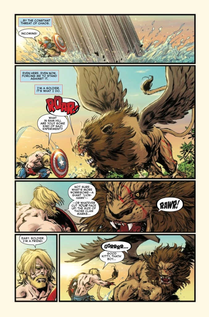 Page From Amazing Fantasy #1