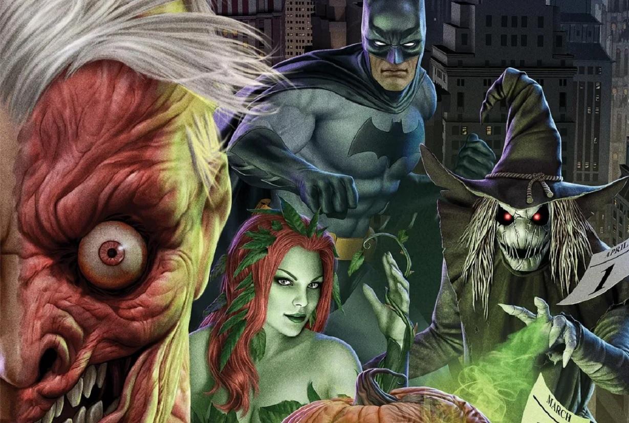 The Long Halloween panel