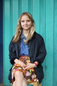 Isabel Greenberg