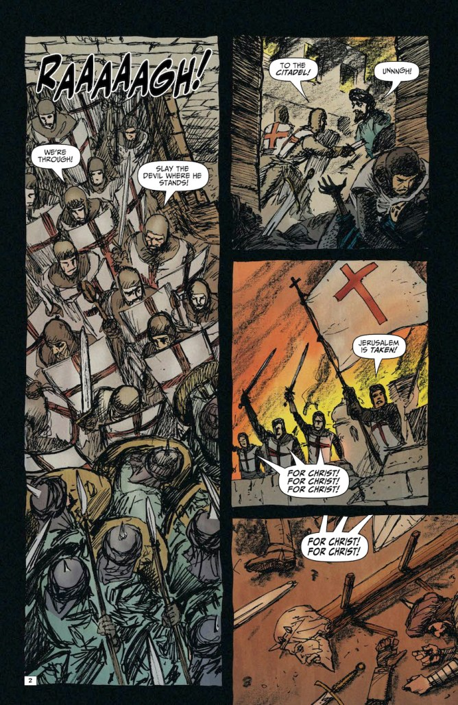 Second Coming Only Begotten Son #3 Page 2