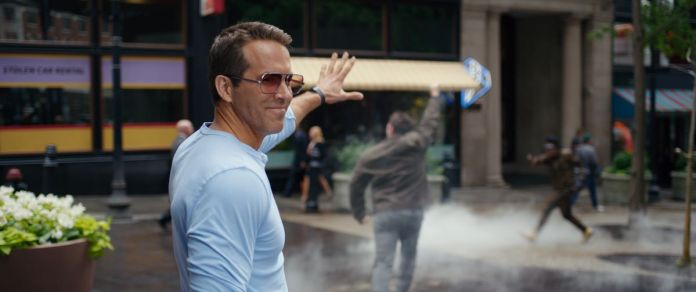 Ryan Reynolds is an able Guy in FREE GUY