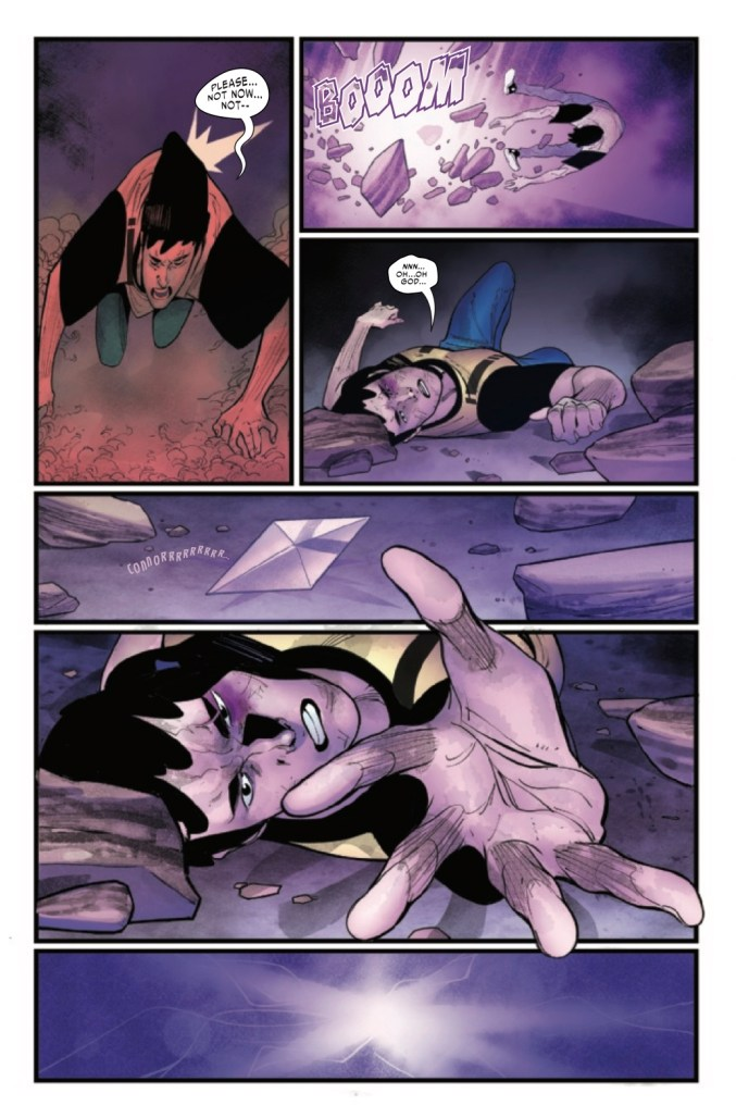 Page From Darkhawk #1