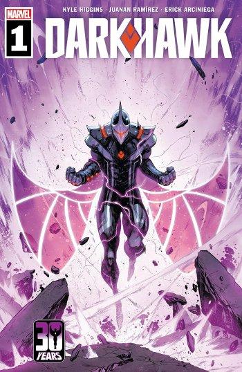Darkhawk #1 Cover