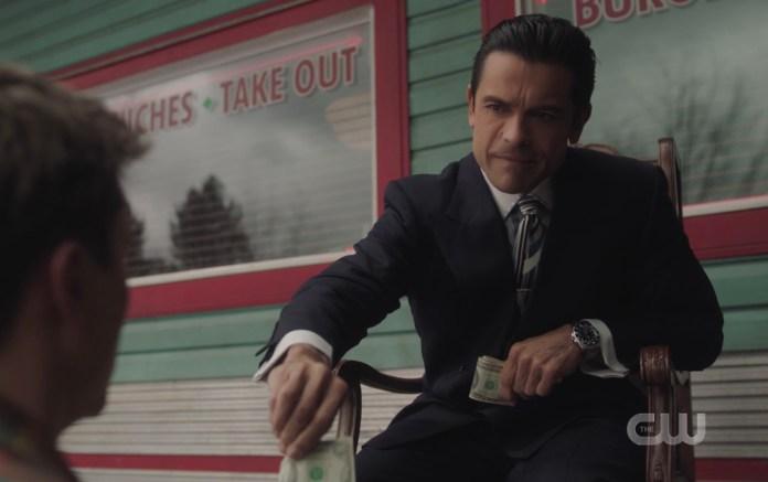 Hiram Lodge: Riverdale crime boss
