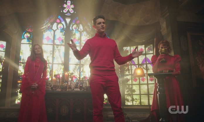 Kevin Keller joins The First Church of Jason Blossom