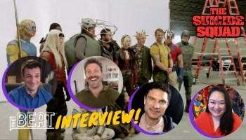 The Suicide Squad Interview