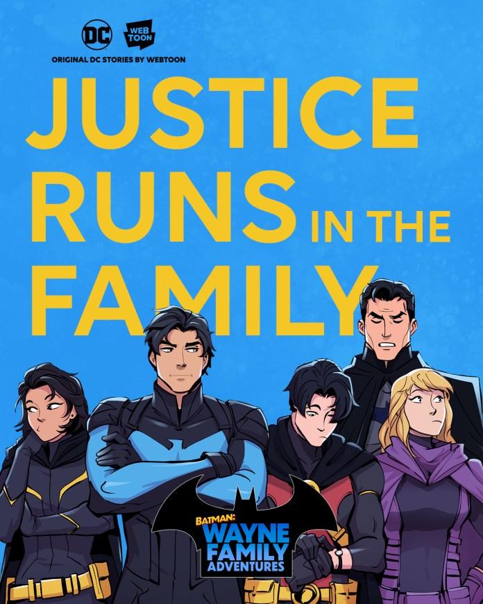 Batman Wayne Family Adventures
