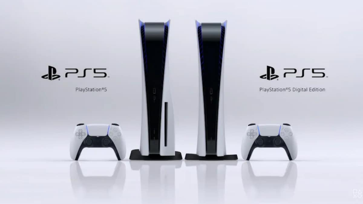 PlayStation Showcase consoles