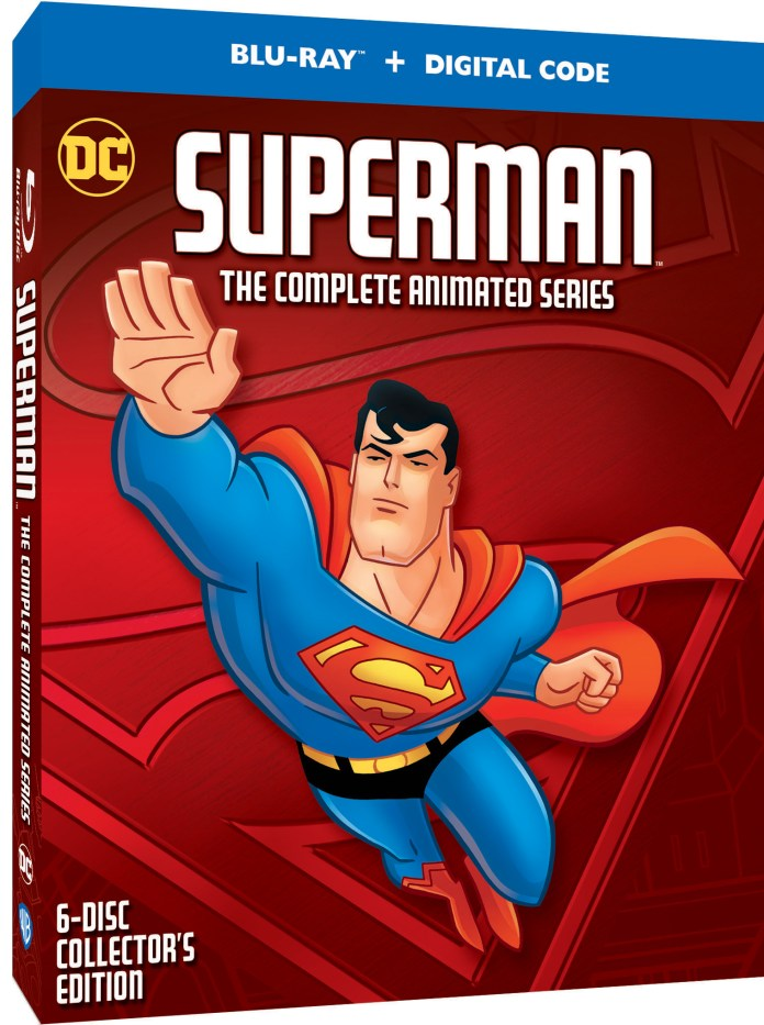 SUPERMAN: THE ANIMATED SERIES remastered