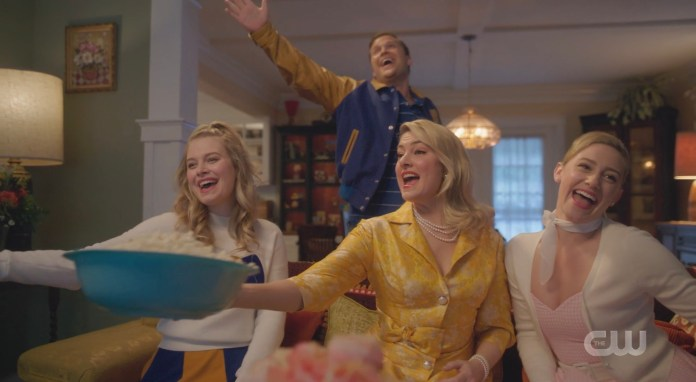 The Coopers join Riverdale Next to Normal
