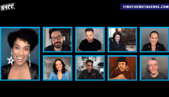 The cast and producers of THE EXPANSE at NYCC '21