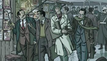 Winter of the Cartoonist header