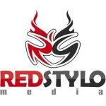 red stylo logo