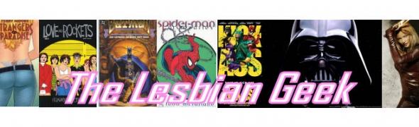 The Lesbian Geek's Awesome Week #39