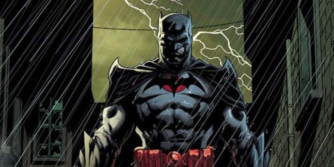 थॉमस व्येन फ़्लैशपॉइंट  DC Comics