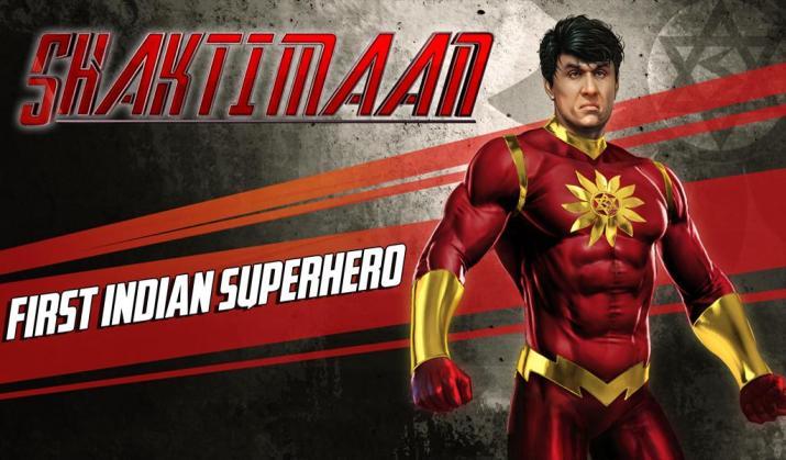 Shaktiman - The Indian Superhero