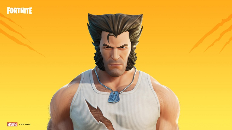 Logan - Fortnite Game - Marvel