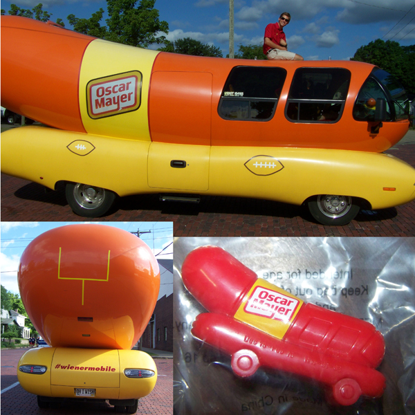 Comics, Cards & Collectables » CCC And The Wienermobile