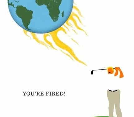 You are fired, earth! 1