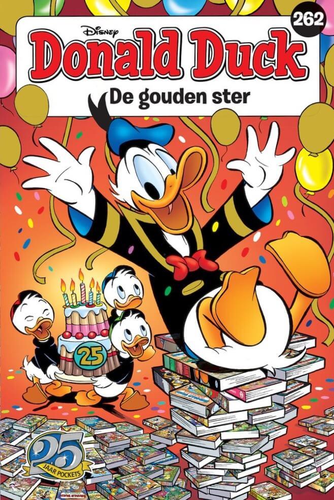 Niederländisches Donald Duck Pocket feiert 25-jähriges Bestehen 4