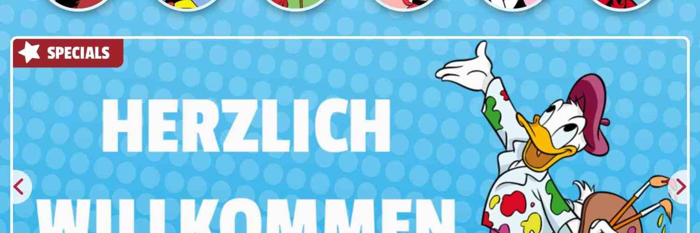 Neu auf micky-maus.de! 1