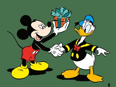 Beste Freunde - für immer! (Micky Maus Magazin) 4