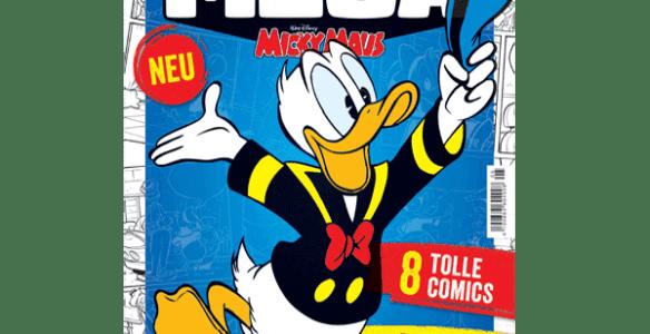 MEGA Micky Maus startet MEGA! 11