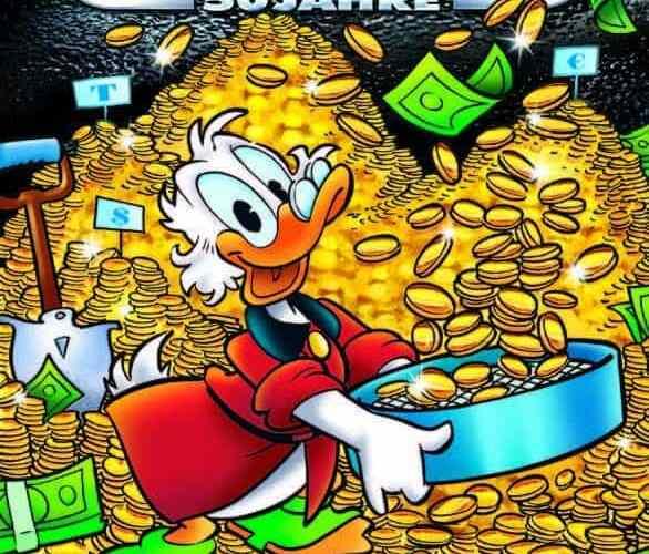 Wie viel Dagobert Duck steckt in Trump? 1
