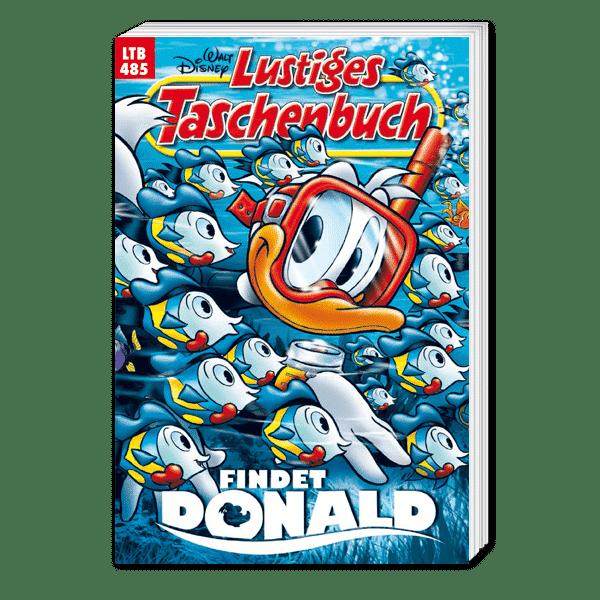 LTB 485 - Findet Donald 2